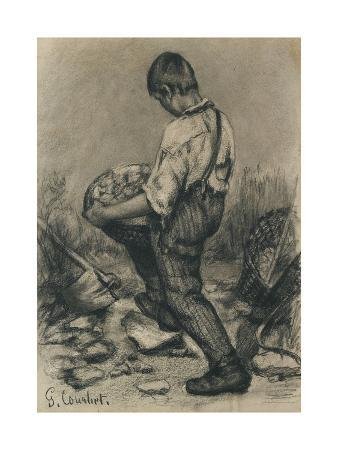 Young Stone Breaker, C. 1864 - 1865