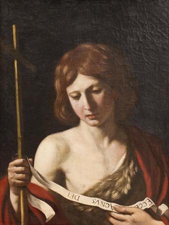 St John the Baptist, 1645