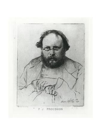 Pierre-Joseph Proudhon, 1895