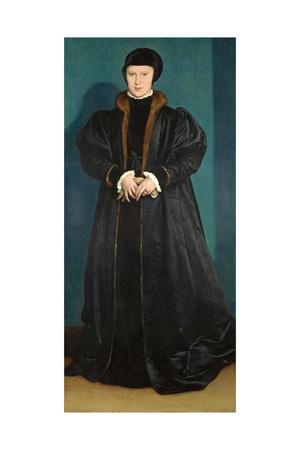 Christina of Denmark (1522-90) Duchess of Milan, Probably 1538
