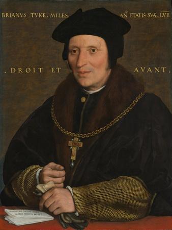 Sir Brian Tuke, C.1527-8 or C.1532-34