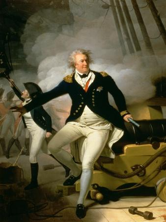 Admiral Adam Duncan, 1st Viscount Duncan of Camperdown (1731-1804) 1798