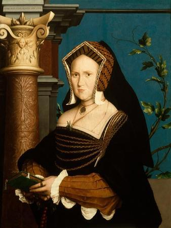 Mary, Lady Guildford, 1527