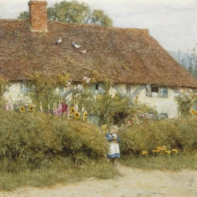Cottage at West Horsley, Surrey