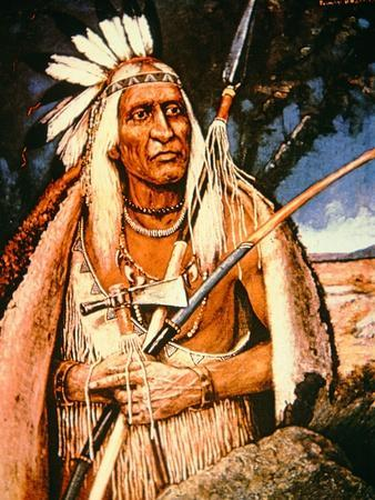 Iroquois Chief