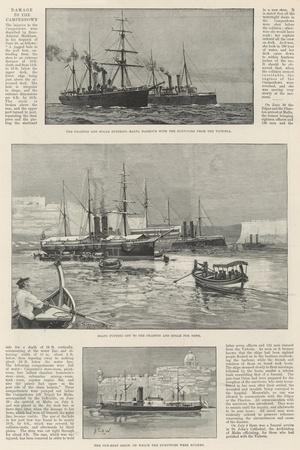 The Loss of the Victoria