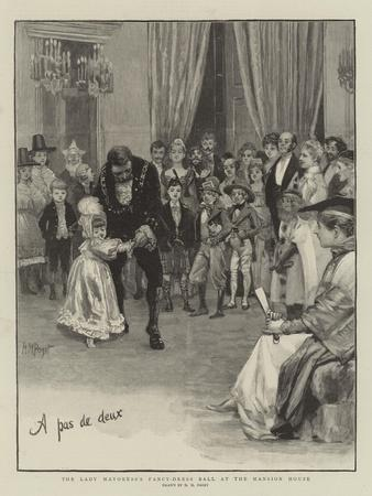 The Lady Mayoress's Fancy-Dress Ball at the Mansion House