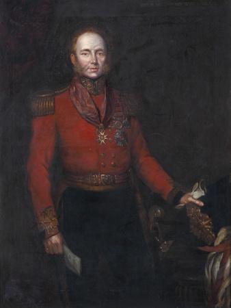 Major-General John Alexander Dunlop Agnew Wallace, C.1829