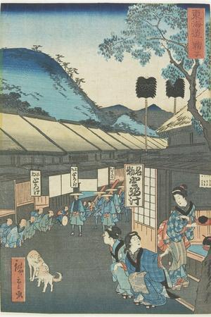 Mariko, 1863