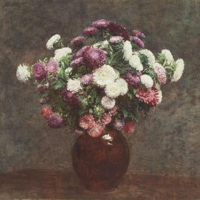 Asters in a Vase, 1875