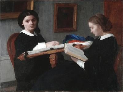 The Two Sisters, 1859
