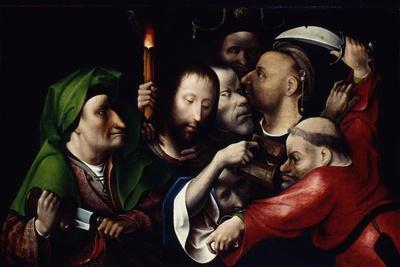 The Arrest of Christ, C.1515