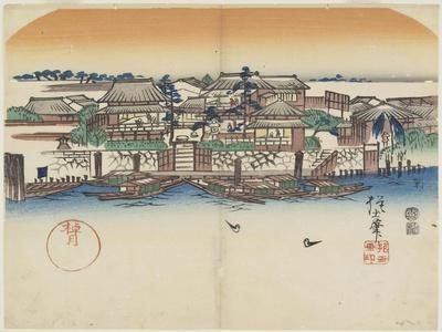 Boating Inn, 1841