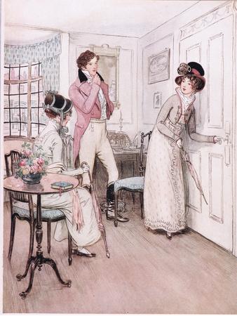 Miss Henrietta and Miss Fanny