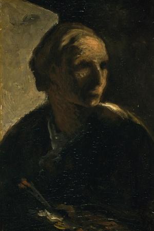 The Painter, C.1863-66