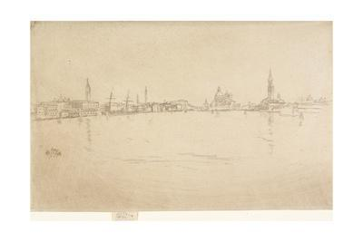La Salute: Dawn from The Second Venice Set, 1879-1880