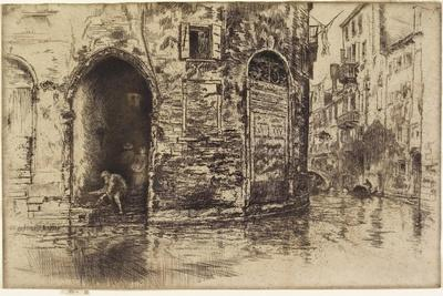 Two Doorways from The Second Venice Set, 1879-1880