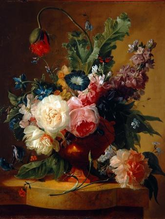 Flower Still-Life, 1740