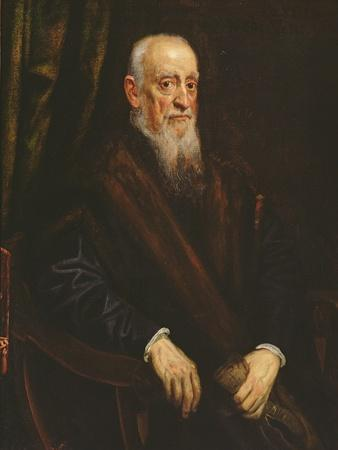 Portrait of an Elderly Gentleman, C.1575