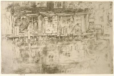 Long House, Dyers, Amsterdam, 1889