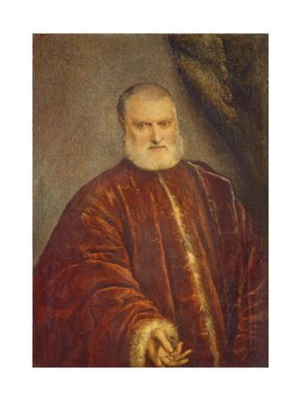 Portrait of Antonio Cappello