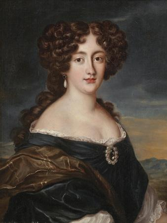Portrait of Ortensia Mancini