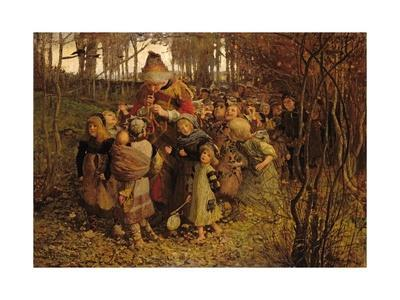 The Pied Piper of Hamelin, 1881