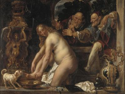 Susanna and the Elders, 1653