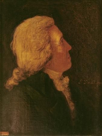 Portrait of Bernard Barere De Vieuzac (1755-1841) 1790