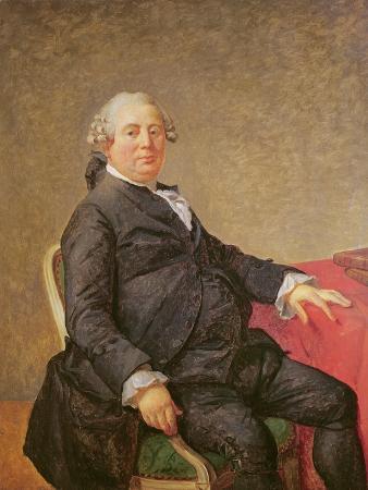 Portrait of Philippe-Laurent De Joubert (1729-82)