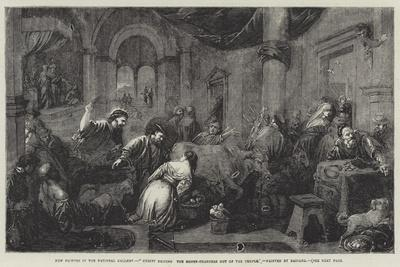 Christ Driving the Money-Changers Out of the Temple