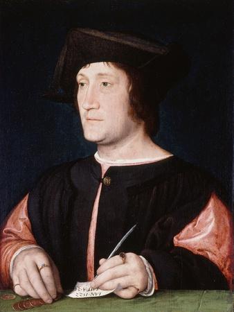 Portrait of a Banker, 1522