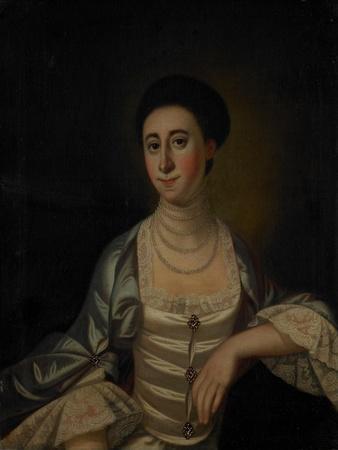 Portrait of Marcy Olney, C.1771
