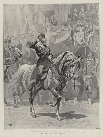 The Czar's Coronation