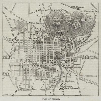 Plan of Puebla