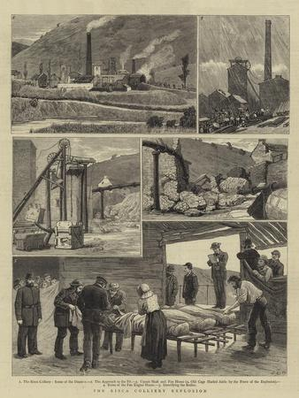 The Risca Colliery Explosion