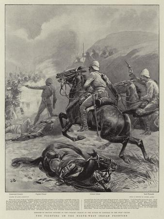 The Fighting on the North-West Indian Frontier