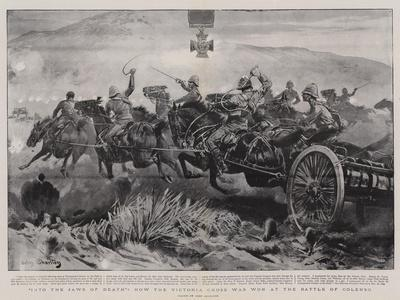 Into the Jaws of Death, How the Victoria Cross Was Won at the Battle of Colenso
