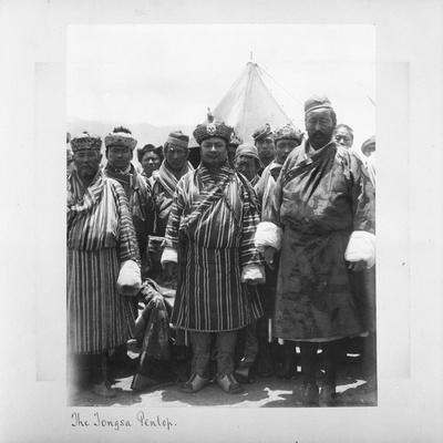 The Tsongsa Penlop, Bhutan, 1903-04