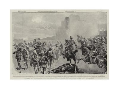 Battle of Ladysmith, the Imperial Light Horse at Pepworth Hill to the Rescue