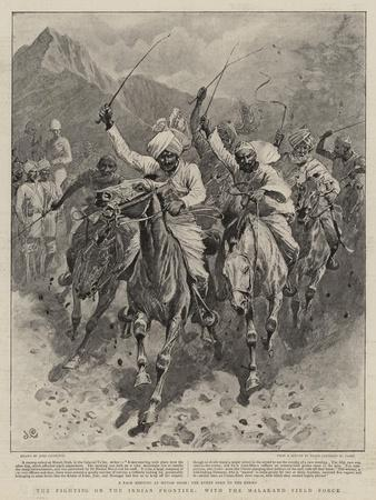 The Fighting on the Indian Frontier, with the Malakand Field Force