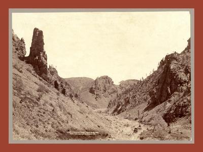 Phantom Ridge, Black Hills, Dak