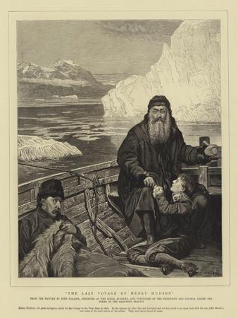 The Last Voyage of Henry Hudson