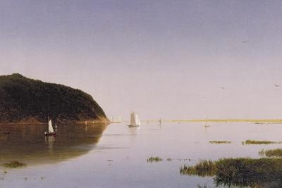 Shrewsbury River, New Jersey, 1859