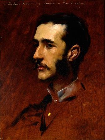 Ramon Subercaseaux, C.1880
