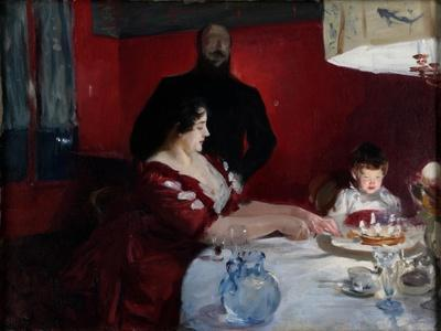 The Birthday Party, 1887