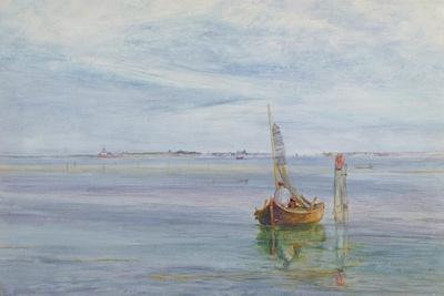 Gate of the Sea, Venice, 1873