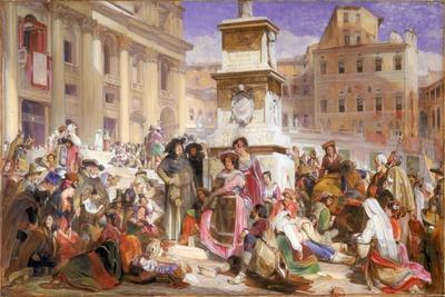 Easter Day at Rome