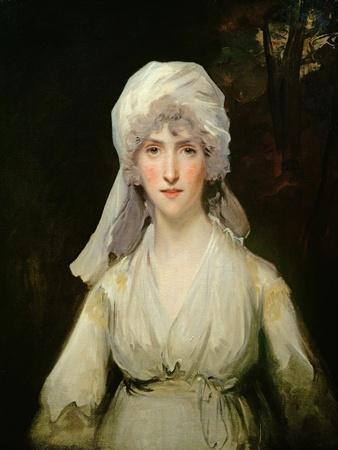 Portrait of a Lady Wearing a Turban, C.1795