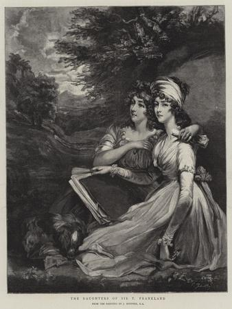 The Daughters of Sir T Frankland